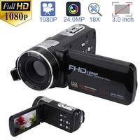 1080P HD 18X Digital Zoom Camera Night Vision Video Camera Camcorder 24.0MP 3.0 Inch LCD Screen AU.23