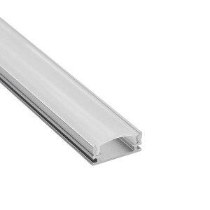 10pcs 1m led strip aluminum pr