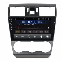 2 din 9 Android 8.1 Car Radio GPS Multimedia Head Unit for Subaru Forester 2014 2016 With 2GB RAM Bluetooth WIFI Mirror link