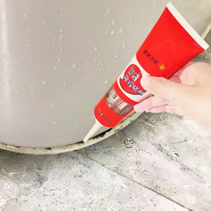 Professionale 120 ml parete Pulita gap crema gel In aggiunta a stampo anti-odore muro di porcellana Pavimento crepe detersivo
