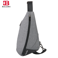 BALANG Fashion Chest Pack Bags Crossbody Casual Sling Bag Lightweight Shoulder Messenger Bags For Men Unisex