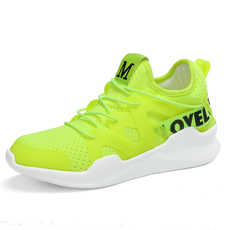 New Sports Shoes Lightweight Breathable Sneakers Womens In Summer Woman Running Shoes For Woman Boots Pink Green Black White