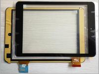 8 New Capacitive Touch Screen Digitizer Glass For Explay sQuad 7.81 tablet PC free shipping