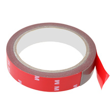 10mm Automotive  Double Faced Foam Coated Adhesive Double Strong Sided Tape For Car
