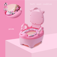 Children's toilet toilet men and women baby child baby child potty urinal drawer type extra large toilet