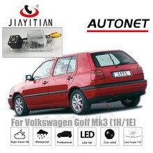 JiaYiTian камера заднего вида для VW Golf Mk3 3D hatch 5D estate 2D 1991~ 2002 CCD ночная версия камера заднего вида камера номерного знака