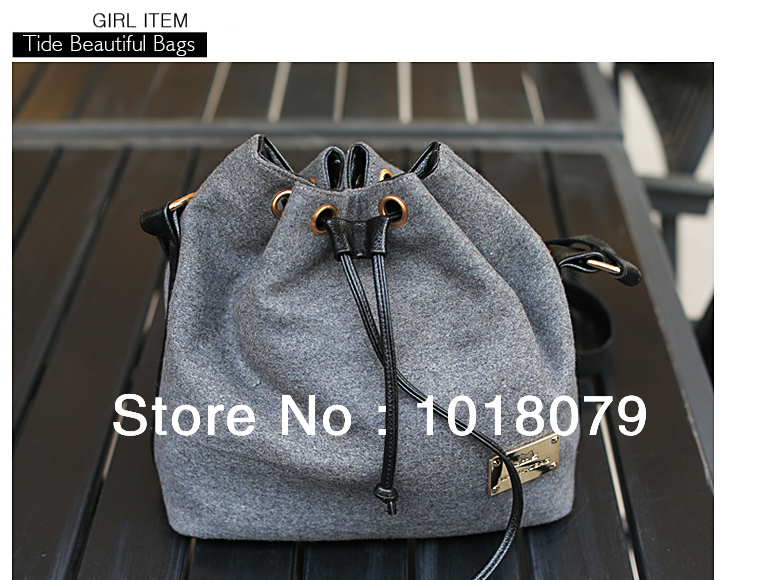 Aliexpress.com : Buy New arrival fashion cute bucket bag, shoulder ...