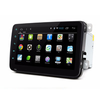 Dual Core 1024 600 8 Inch Deckless Touch 2 Din Android 4 4 VW Car GPS