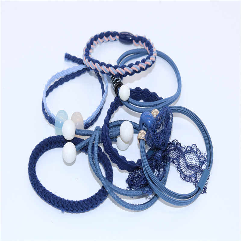 High elastic fashion hair ring tie hair band lovely hair ring