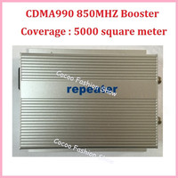 CDMA990 3W Amplifier 850MHz 3W (35dBm) coverage 5000 sq.m. Mobile Phone Cell Phone Signal Booster CDMA Repeater
