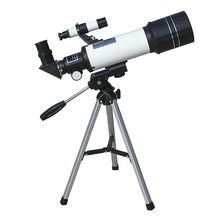 HD 200X Astronomical Telescope 70mm Aperture Refractive Monocular F40070M Outdoor Moon-watching with Portable Tripod Kids Gift