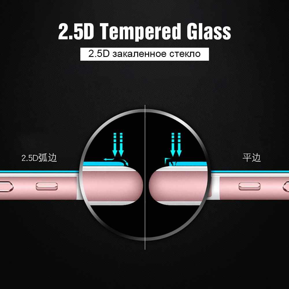 Vidro Temperado De proteção para iPhone 4 6 7 Vidro iPhone 5 S SE 6 S XS Max XR 7 8 mais X Protetor de Tela de Vidro no iPhone 7 8 6 S