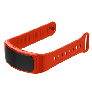 Image 5 - Watch band 2017 Luxury sport Silicone Watch Replacement wrist Band bracelet Strap For Samsung Gear Fit 2 SM R360 watch Wristband