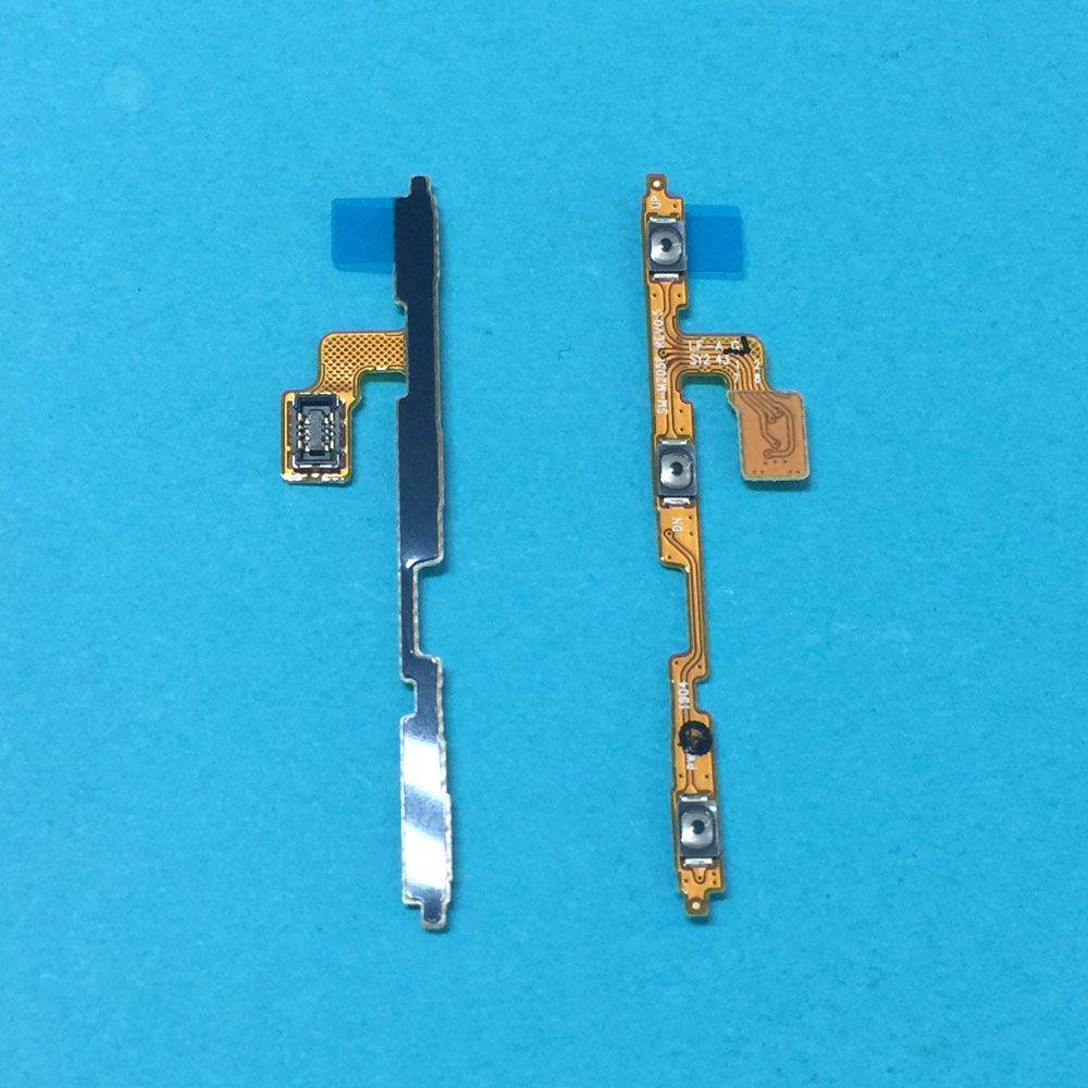 For Samsung Galaxy A10 A105/M10 M105/M20 M205/M30 M305 Switch Power On/Off Side Volume Up/Down Button Flex Cable