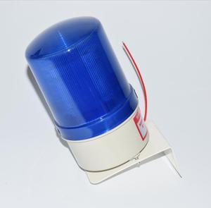 LPSECURITY-faro LED intermitente para exteriores, lámpara de luz de advertencia, sirena para puerta Industrial, garaje, alarma gsm (con sonido)