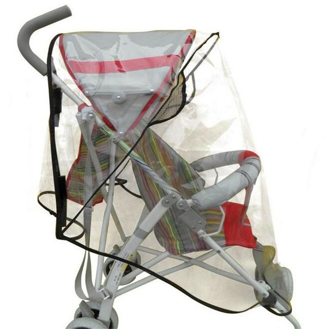 Bebé Cubierta de La Lluvia Paraguas Coche Cubierta Para La Lluvia Cochecito Buggy Fábrica Venta Directa Coche Resistente A la intemperie YUJU151