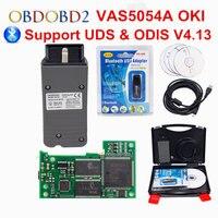 Newest ODIS 2 2 4 VAS5054A OKI Full Chip VAS 5054A Bluetooth USB VAS 5054 A
