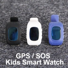 Q50 Kids GPS Smart Watch Children Wristwatch G36 SOS GSM GPRS GPS Locator Tracker Anti-Lost SmartBand Guard for iOS Android
