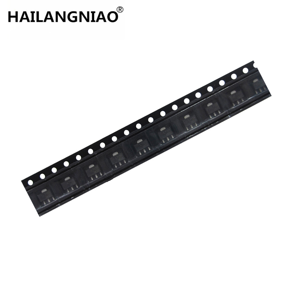 Hot  Sell  10PCS  AMC7135  AMC7135PKFT   L7135   7135   SOT89   LED  Driver Chip