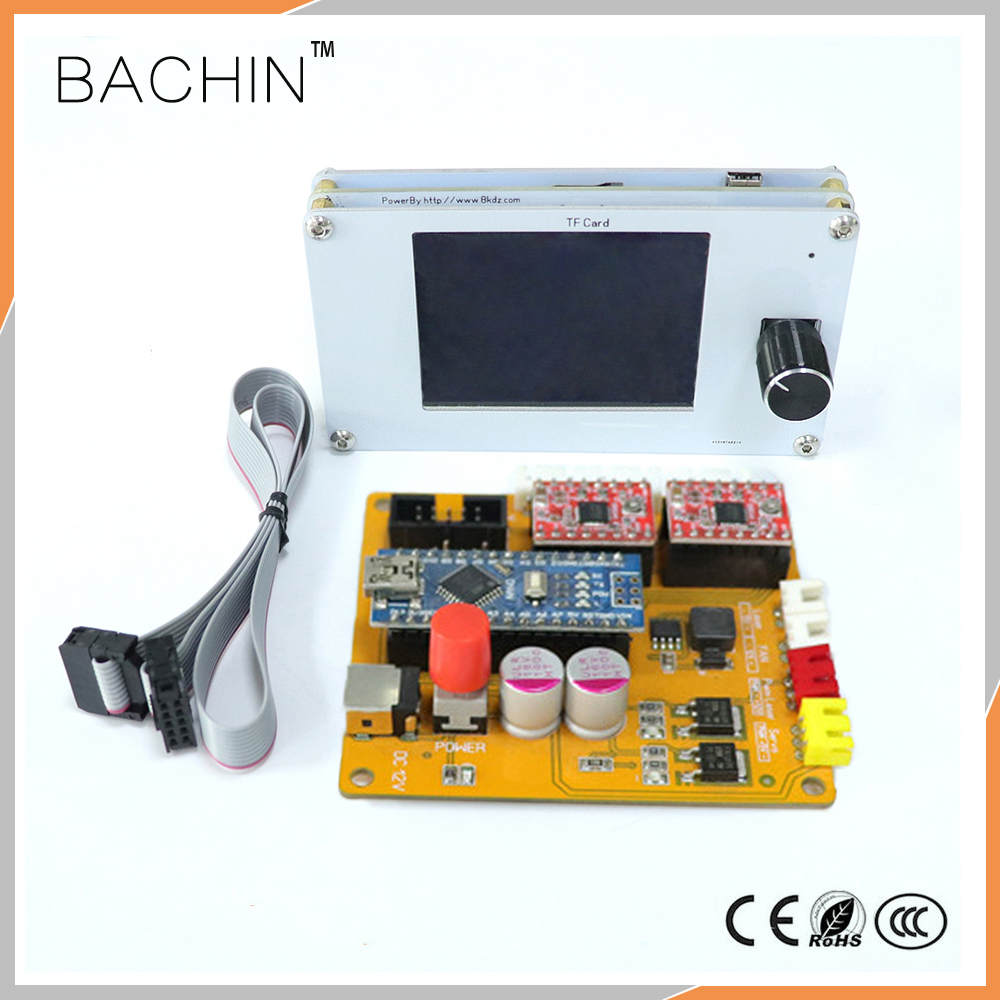 2axis USB Control Board GRBL Offline Controller Panel Laser Engraving Machine PCB Board Laser Cutter Engraver