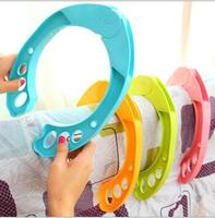 3pcs Large Strength Wind Clip Drying Quilts Hangers Rack Clothing Clips Towel Clip Bed Sheet Clothespins