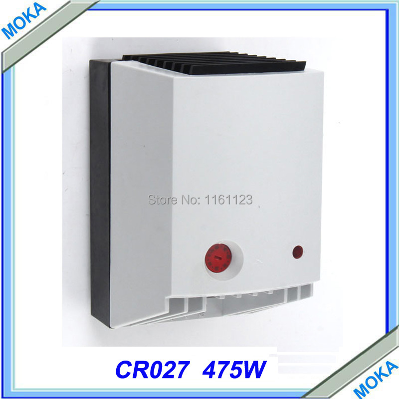 Top Quality 475W CR027 Small Compact Semiconductor Fan Heater With Optical indicator high quality industrial used small compact 510w ptc heating element semiconductor fan heater cr027