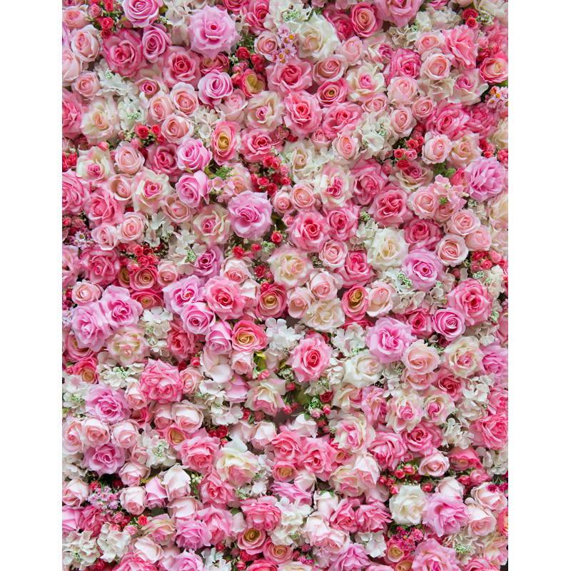Vinyl photography backdrops fundo fotografico pink rose flower floral backgrounds wedding photo studio props backdrop S-2551 kate newborn baby backgrounds fotografia light wood wall fundo fotografico madeira old wooden floor backdrops for photo studio