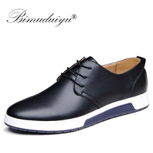 BIMUDUIYU Fashion Simple Designer Men Shoes Men Leather Casual shoes For Men Summer Breathable Holes  Brand Flat Shoes bimuduiyu minimalist soft knot loafer flat shoes for men s driving high quality breathable suede leather brand new casual sale