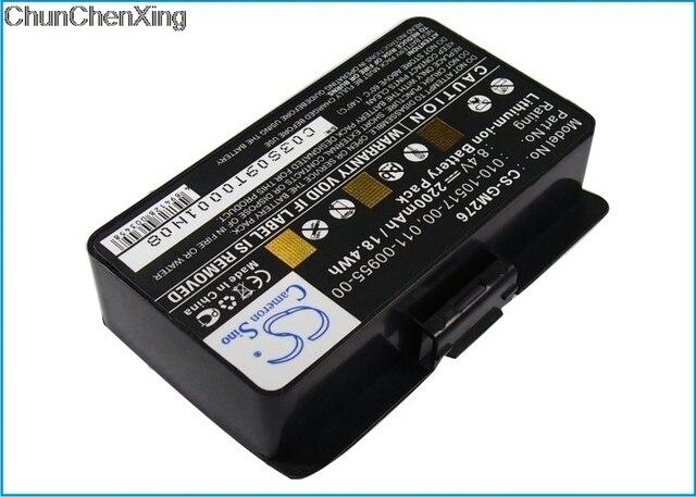 Cameron Sino 2200mAh Battery 010-10517-00 for Garmin GPSMAP 276, 276c, 296, 376C, GPSMAP 378,GPSMAP 478, GPSMAP  495