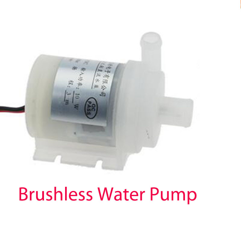 New 12V DC 8L/Min Food Grade Water Pump Brushless Motor Mute Water Pump For Juice Machine Coffee Machine Beverage Machine Pump dc24v brushless water pump mute large flow high efficiency for medical care coffee machine ordinary aquarium water cycle diy