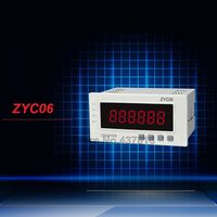 6 Digit LCD Digital Display Counters Electronic Cumulative Counter Power Off Memory Up To 10years ZYC06