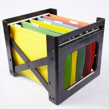 Заводская цена F805 go rack зажим для подвешивания рама подвесная стойка для хранения стойки A4/FC двойной Быстрый рабочий лотки для документов офисные принадлежности