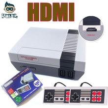 5 шт. HD Mini ТВ Семья игровой консоли 8 бит Ретро игровая консоль Встроенный 500/600 игры ручной игровой плеер Детский подарок