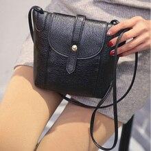 Почтальона сумочки ремне малый crossbody кожаные конфеты леди женский сумки цвет