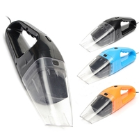 1 Set 120W Auto Vacuum Cleaner Handheld Wet Dry Car Auto Vacuum Cleaner Portable Chargeable Home