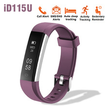 Fitness Bracelet Band Smart Watch Women Bluetooth SMS Call Remind Activity Tracker Sleep Monitor Smart Wristband For IOS Android hot new brand excelvan sport bluetooth smart bracelet watch sync call sms anti lost health wristband sleep monitor free shipping