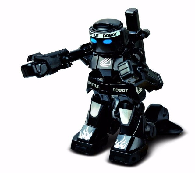 Fighting Robot Boxing Battle Robotic Remote Control Intelligent Toys