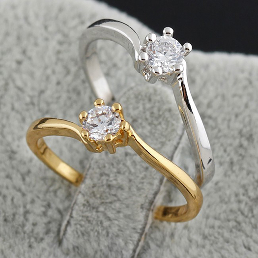 wholesale new fashion hot sale for women ring wedding