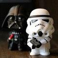 """4 """"Bobblehead + Darth Vader de Star Wars Stormtrooper Bobblehead Muñecas Decoración Del Coche Figura de Acción DEL PVC Modelo de Juguete de Regalo Para Los Niños"""