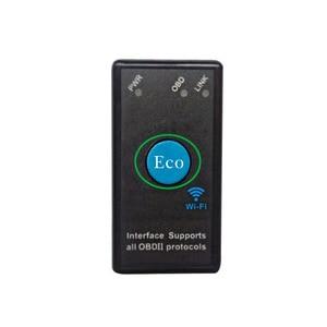 Image 5 - 2019 Hot ELM327 OBDII OBD2 V1.5 WiFi Car Diagnostic Wireless Scanner Tool Car Accessories ELM327 V1.5  M8617