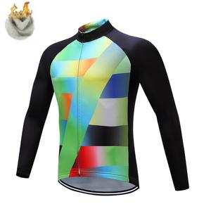 teleyi 2017 GardMer Winter Thermal Fleece Cycling Jerseys Ropa De Ciclismo Racing Bike Wear Keep Warm MTB Bicycle Clothing