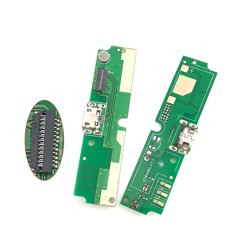 USB Charging Charger Connector Dock Port Flex Ribbon For Micromax Bolt Warrior 1 Plus Q4101 Repair Parts
