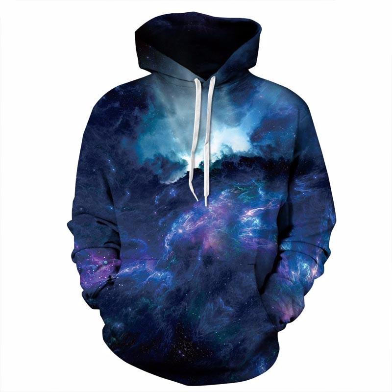 Space Galaxy 3d Sweatshirts Men/Women Hoodies With Hat Print Stars Nebula Space Galaxy Sweatshirts Men/Women HTB1Je0UOFXXXXb4XVXXq6xXFXXXN