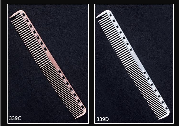 2017 Νέο Αλουμινένιο Χτενιστήρι - Περιποίηση και στυλ μαλλιών - Φωτογραφία 4