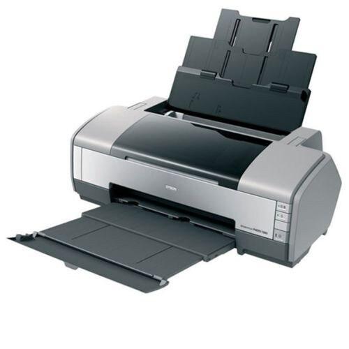 Вторая рука отремонтированный совместимый 1390 струйный принтер с чернильной системой для сублимации фотопечати
