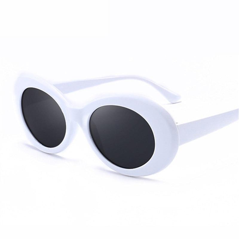 2018 Retro Men Women Clout Goggles Glasses UV400 Mirrored Round Sun Glasses Sunglasses Classic Fahion Female Male Sun Glasses