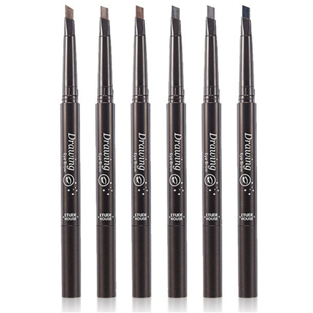 Special Dual-Ending Makeup Automatic Eyebrow Pencil Waterproof Long-lasting Eye Brow Pencil Beauty Make Up Cosmetics Eyebrows