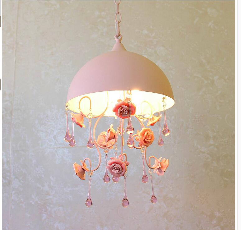Free Shipping Pink/Blue Pendant Lamp Living Room Candle Lamps luxury Modern Children Room Chandelier Lights AC 100% GuaranteedFree Shipping Pink/Blue Pendant Lamp Living Room Candle Lamps luxury Modern Children Room Chandelier Lights AC 100% Guaranteed