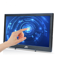 Touch screen Portable Monitor,10.1 Inch 2560x1600 IPS Full HD IPS Display,USB Power HDMI Video Input,
