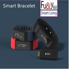 I5 плюс умный браслет bluetooth 4.0 водонепроницаемый сенсорный экран фитнес-трекер здоровья браслет сна монитора smart watch pk id107